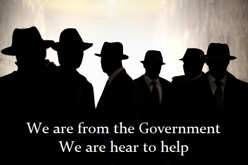 We r From Government to help